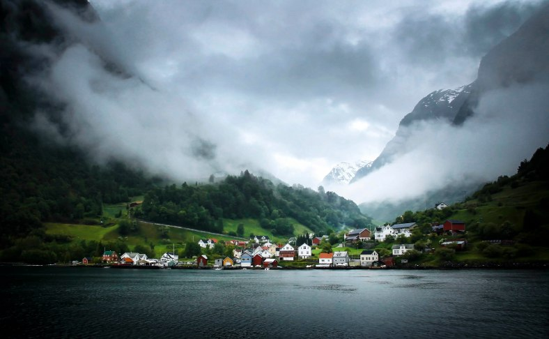 Aurland Norway