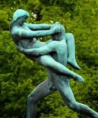 Vigeland Park, Oslo, Norway