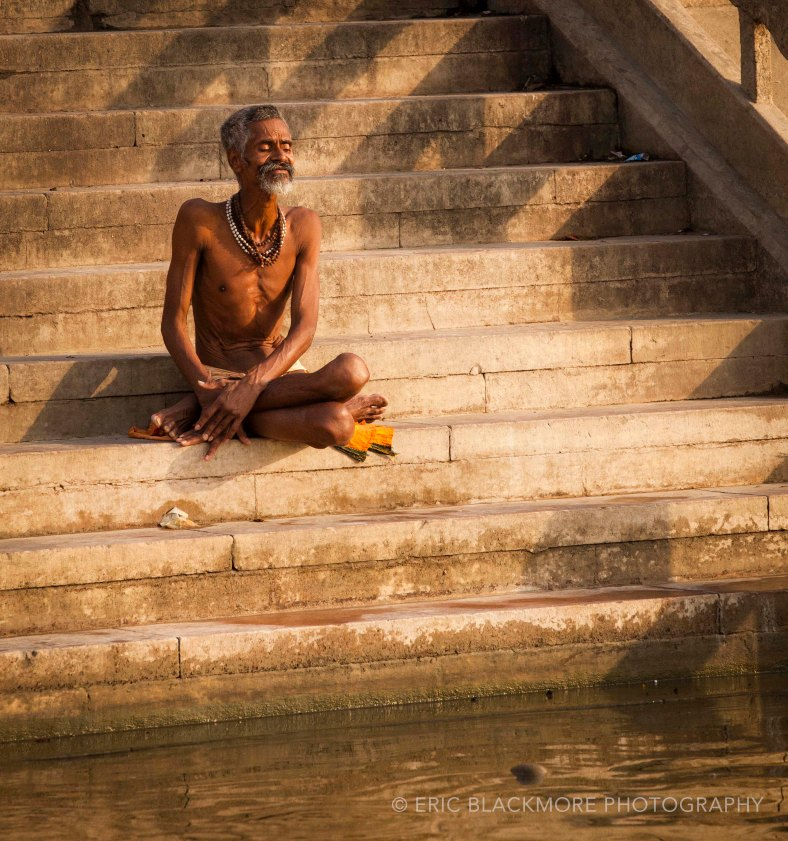 Early Morning on the Ganges River