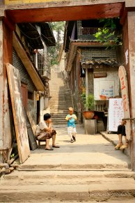 Ciqikou Old Town, Chongqing, China