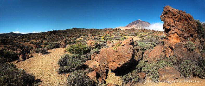 Teide Volcano, Teide National Park; Tenerife; Canary Islands; Spain; Volcano