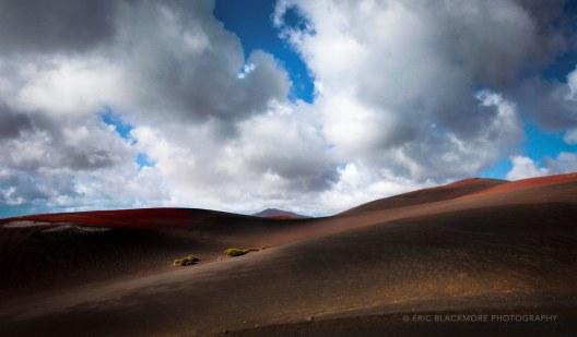 Volcanic Plains, Spanish Canary Islands, Lanzarote, Spain