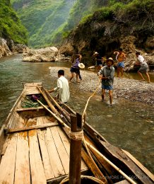 Shennongxi Stream, China
